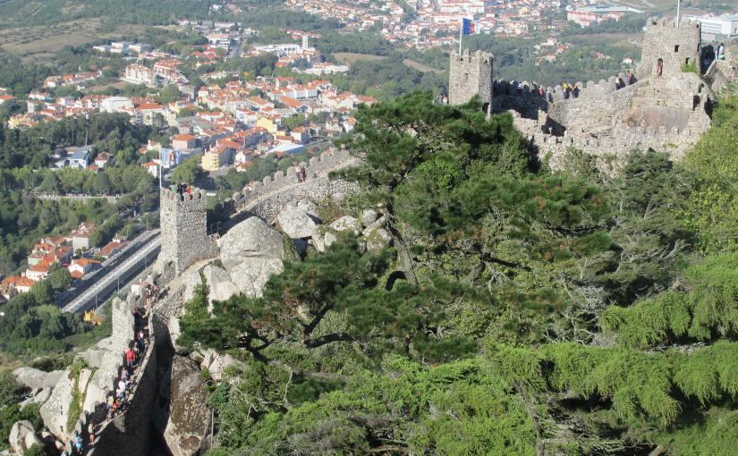 Ainda mais Escapadelas – Castelo dos Mouros –Sintra