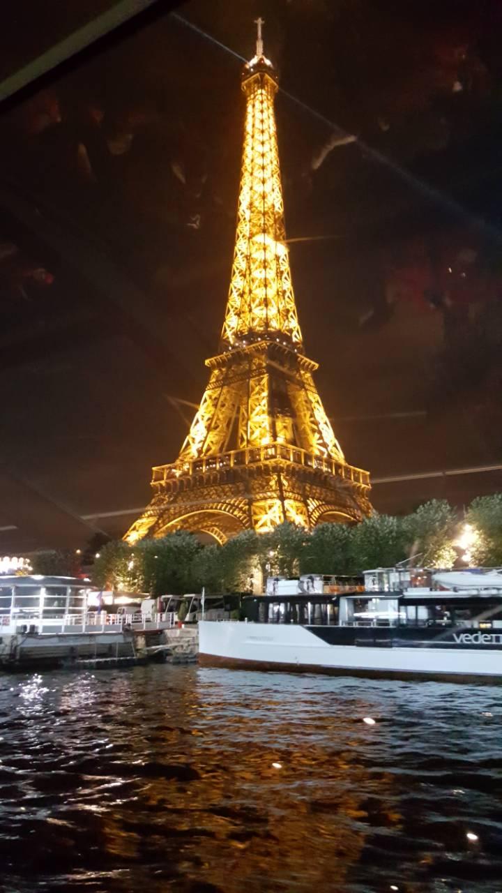 Escapadelas – Paris–
