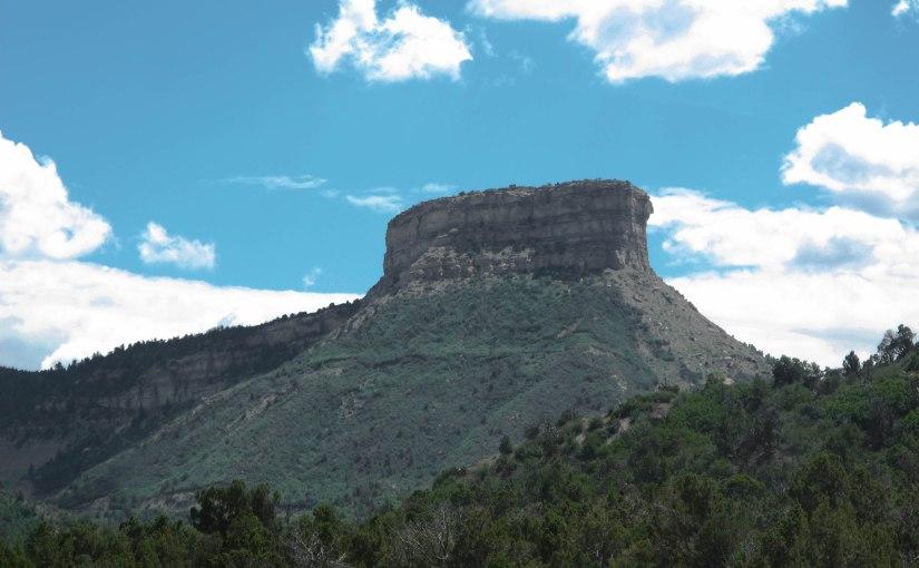 As minhas viagens aos parques nacionais nos USA. 2011 MesaVerde