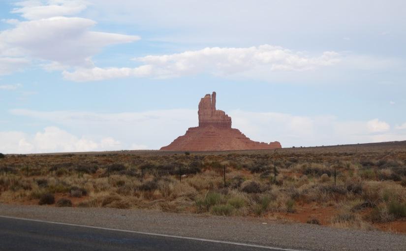 As minhas viagens aos Parques Nacionais nos USA. 2011 MonumentValley