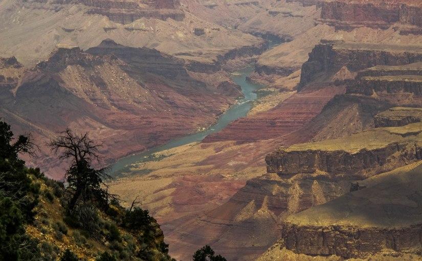 As minhas viagens aos Parques Nacionais nos USA. 2011 GrandCanyon