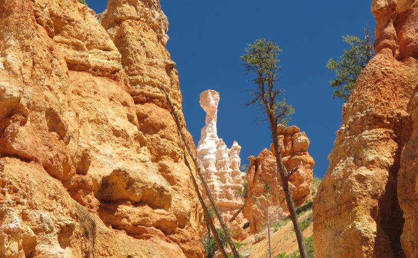 As viagens aos Parques Nacionais nos USA. 2011 BryceCanyon