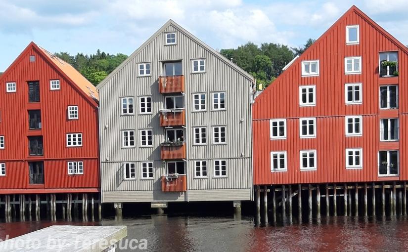 Noruega – Viagem – Trondheim – Dia7