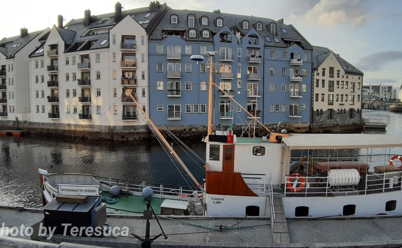 Noruega – Viagem – Alesund – Stordal – Dia9