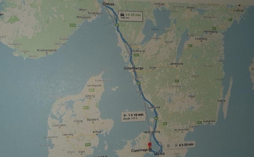 Noruega – Viagem – Copenhaga – Dia15